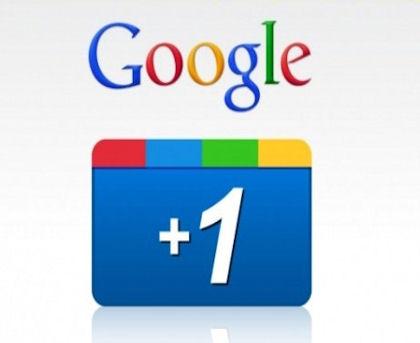google plus one